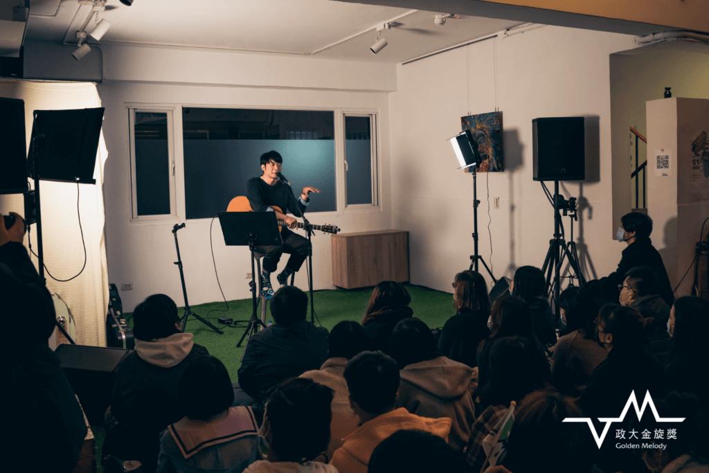 國王的房間——黃玠講唱會