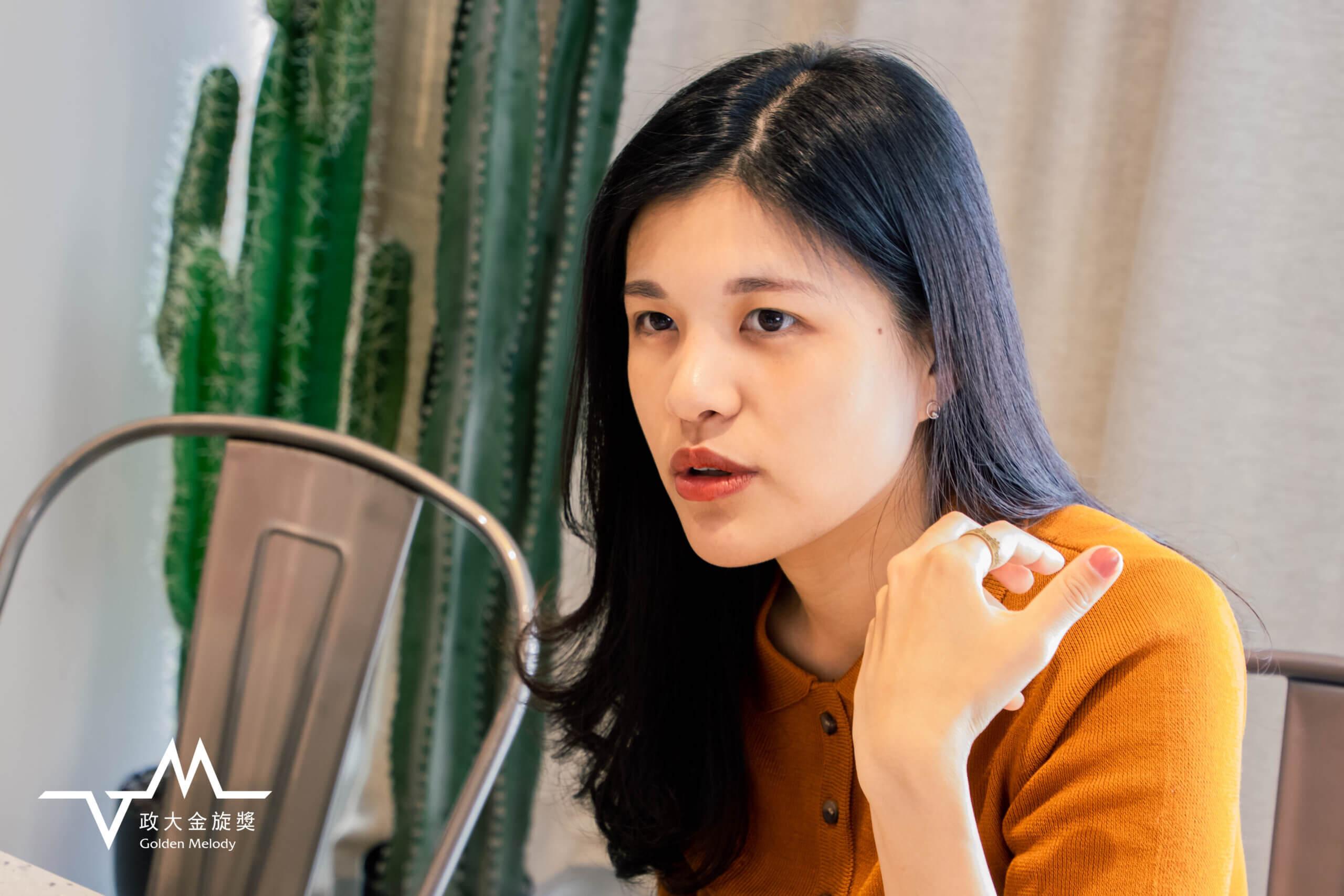 陳利涴專訪
